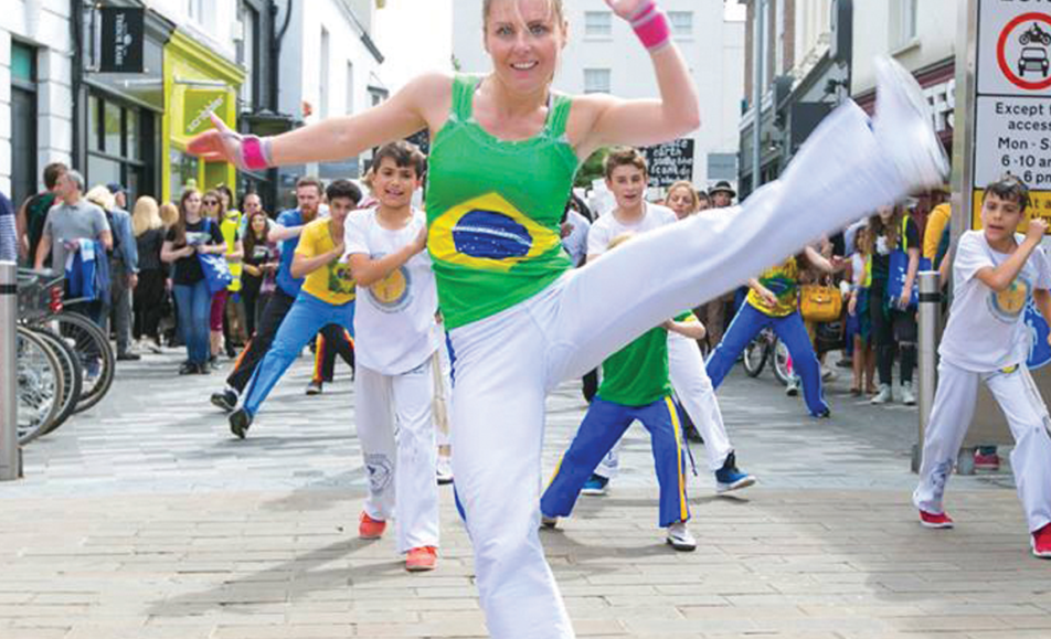 Kingston Welcomes the World Carnival