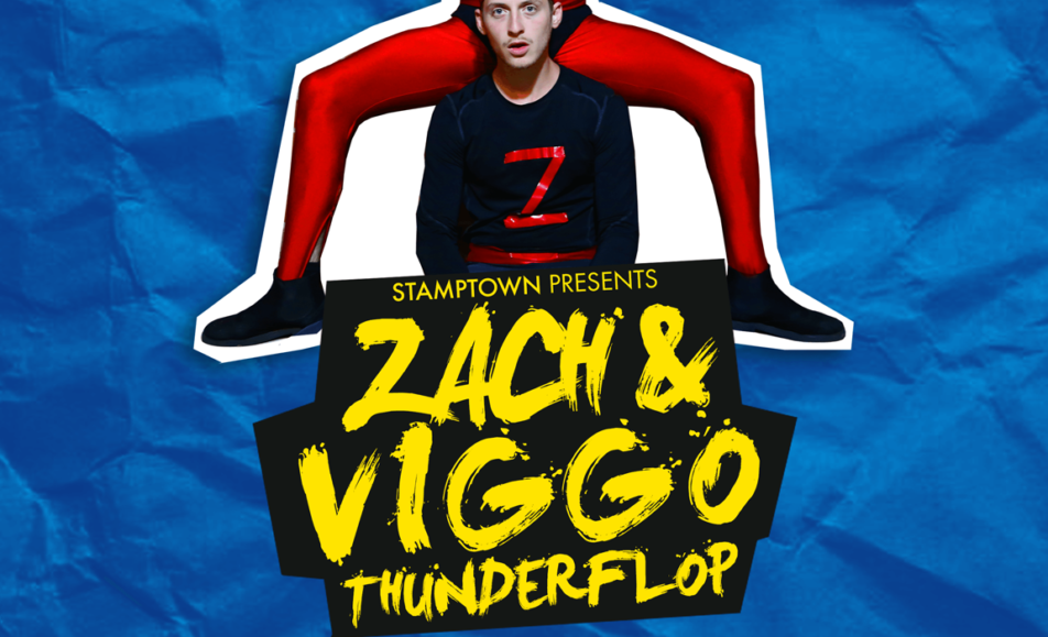 Zach and Viggo: Thunderflop
