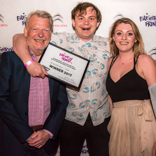 Brighton Fringe IYAF Award Mine
