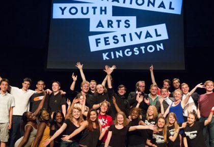 Celebrating World Fringe Day in Kingston
