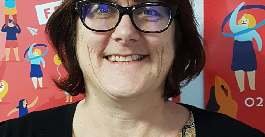Creative Youth welcomes new CEO, Louise Coles
