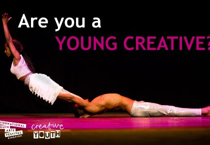 Young Creatives – Opportunity for 18 – 26s
