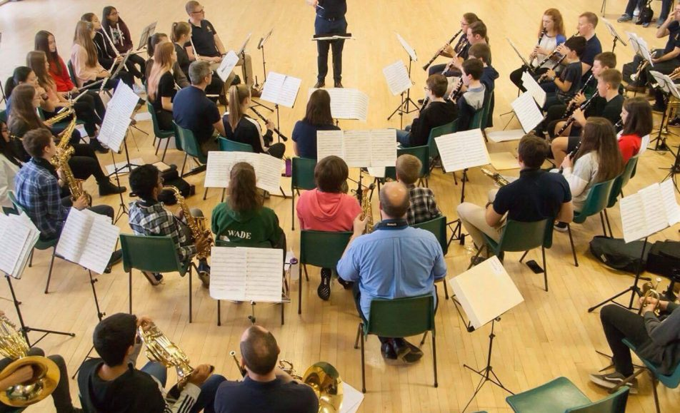 Big Family Orchestra Day