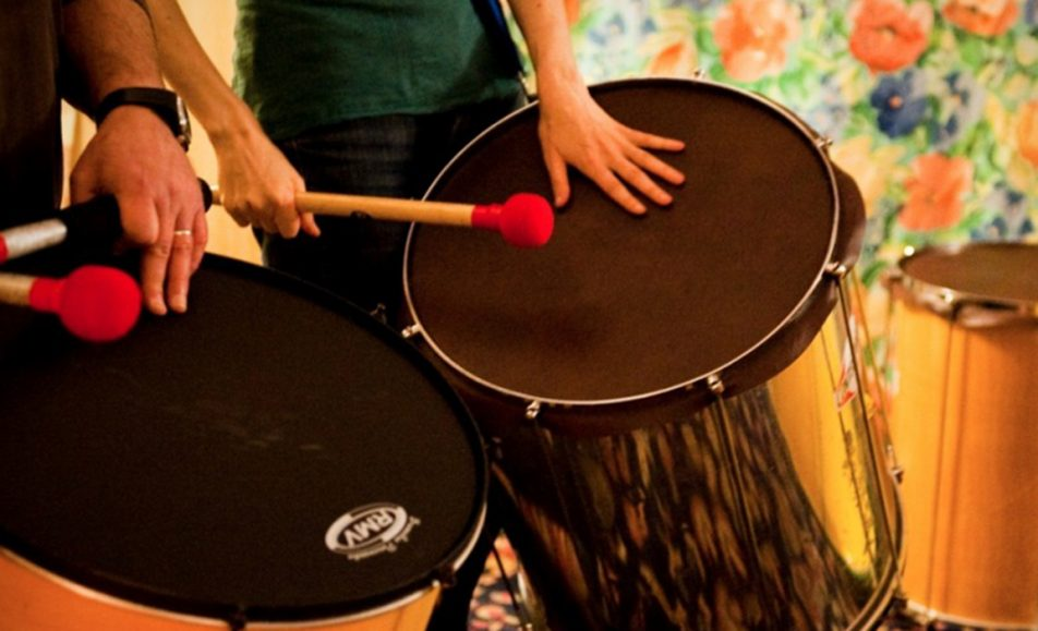 Brazilian Percussion Workshop