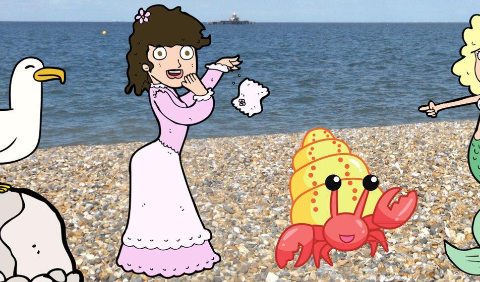 Crabby: A Snappy Little Tale of Grumpy Feelings