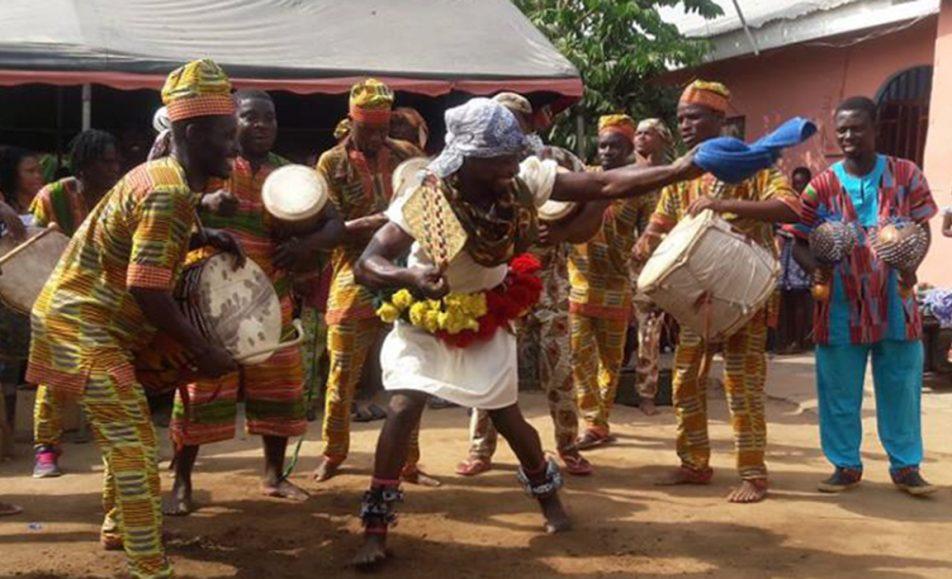 Pan African Dance Heritage