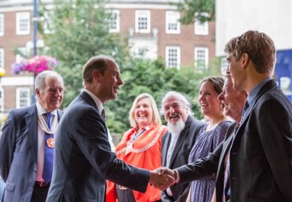 Prince Edward, Earl of Wessex To Attend IYAF Gala