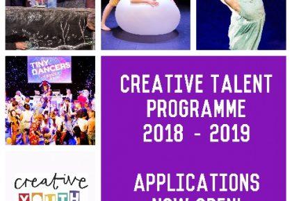 Creative Talent Programme