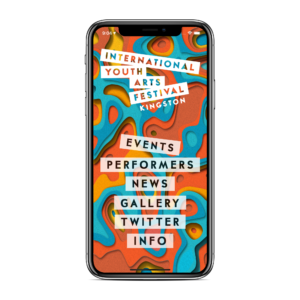 APP – INTERNATIONAL YOUTH ARTS FESTIVAL KINGSTON